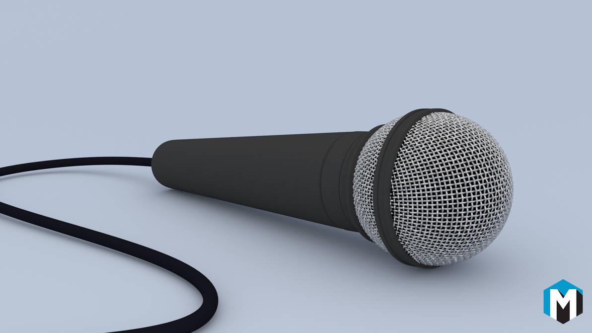 Microphone by Marsovski