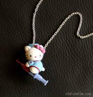 Hello Kitty Nurse by SpankTB