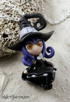 Witch Blair by SpankTB