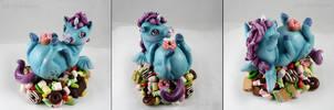 Chubby Unicorn by SpankTB