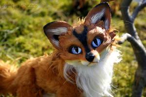 Fox Doll by SpankTB