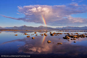 Kachemak Rainbow by MSimpsonPhotos