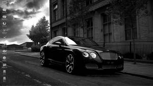 desktop bentley. by dublusto
