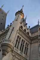 detaliu Palatul Culturii by liviugherman