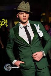 green man by liviugherman