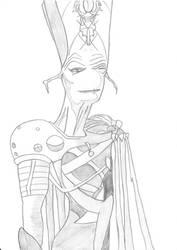Malthazar from Arthur and the minimoys Film! by Dardedesum