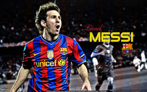 Lionel Messi Wallpaper by lisong24kobe