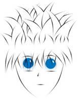 kimashi's face by Kimashi-Mutsuyama
