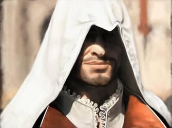 Ezio by NasuOni
