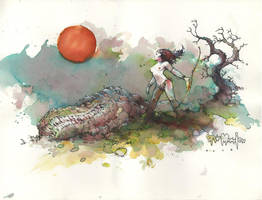 The Pelt by rattlesnapper
