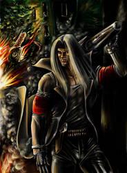 MEGATRON human version by Daelyth