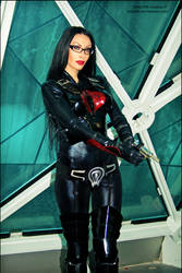 G.I. Joe Baroness cosplay by Daelyth