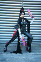 The real Bayonetta - cosplay by Daelyth