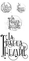 Logo La Fragua de los Alvaro by luengo
