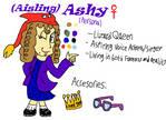 Aisling (Persona) Ref sheet by CharmeleonGirl46