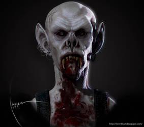 Nosferatu by hpkluch