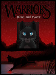 Warriors: Blood and Water - Cover by KelpyART
