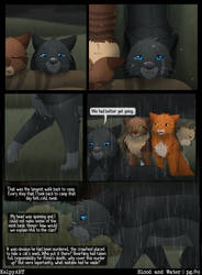 Warriors: Blood and Water - Page 89 by KelpyART