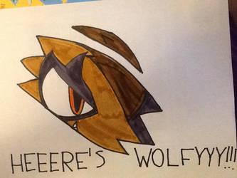 Skylanders: Here's Wolfy by TigeressBird324