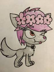 PJM: Flowery Werewolf by TigeressBird324