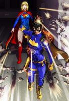 Batgirl by Fradarlin by larafan