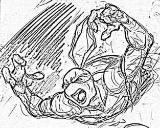 Angry Lunge by Kobugi-Ninja
