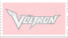 006 - Pink Voltron stamp by trashystamps