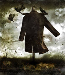 Scarecrow by MachineRoom