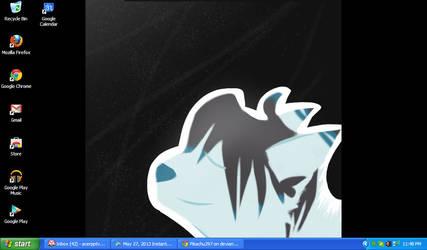 May 2013 Desktop by Pikachu297