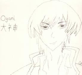 Code: Breaker Ogami Sketch by Pikachu297