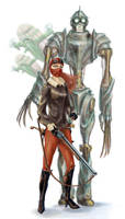 Mortal Engines by dukeleto