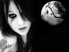 Goth ... by iliveinmydreams