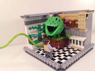 Little Shop of Horrors - Aurdey II by maniac4bricks