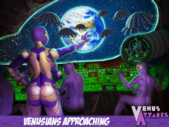 Venusians Approaching by Scaley-Randy
