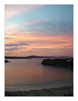Soft sunset by hamti