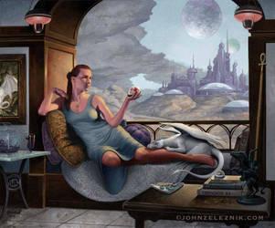 Other Worlds by Zeleznik