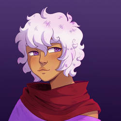 [The Arcana Game] Little Asra by DSerpente