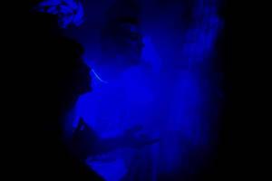 danse bleue by Gonzale