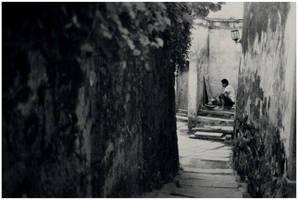 The hidden painter by Gonzale