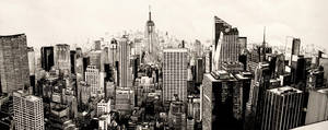New York Landscape by kinobuta