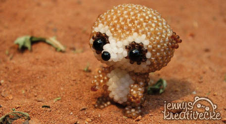 Meerkat by Jennys-Kreativecke