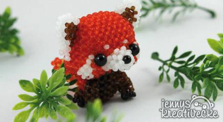 Red Panda by Jennys-Kreativecke