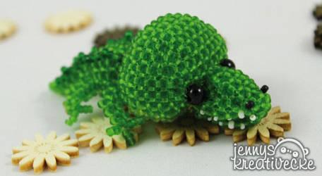 Crocodile by Jennys-Kreativecke