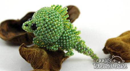 Iguana by Jennys-Kreativecke