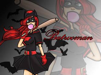 Batwoman BombShell by CeeliWorld