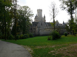 Castle Marienburg 1 by wollibear