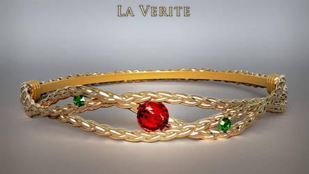 La Verite (Truth) by tidalkraken