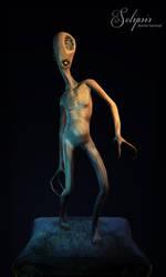 SolipsiS - monster by tidalkraken