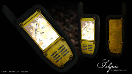 Emily's Camping GPS - Solipsis by tidalkraken
