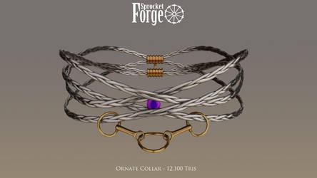 Jeweled Collar by tidalkraken